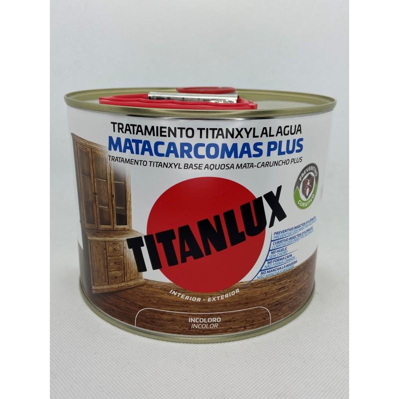 TRATAMIENTO MATACARCOMAS TXYL AL AGUA 2.5L